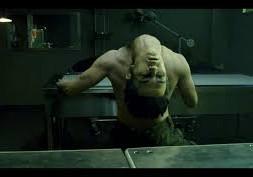 Andy Brooks' (John Cho) head was disfigured on Sleepy Hollow