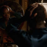 HTGAWM: Annalise Looks in Mirror After Removing Wig