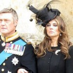 Queen Helena and King Simon in The Royals