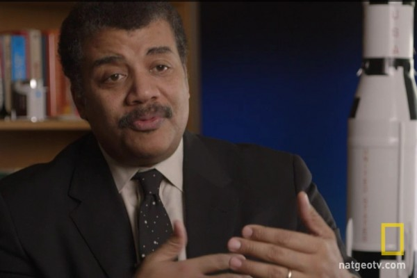 Neil deGrasse Tyson #StarTalkTV on the National Geographic channel
