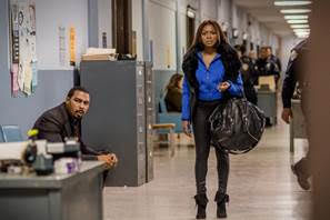 "Naturi Naughton and Omari Hardwick in Power: ""Why Her?"" — July 18, 2015"