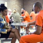 Cookie visits Lucious in jail