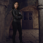 Nicole Beharie as Abbie Mills for Sleepy Hollow S3 promotion