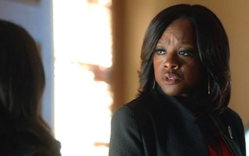 Viola Davis as Annalise Keating on How to Get Away With Murder S2.E7 I Want You to Die