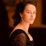 Jessica Findlay Brown as Lady Sybil Crawley on Downton Abbey