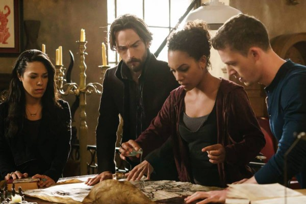 """31 Thoughts on Sleepy Hollow """"One Life"""""""
