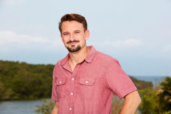 Evan Bass on Bachelor in Paradise