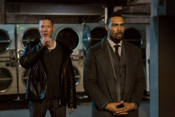 Tommy and Jamie on Power
