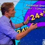 Lonnie Quinn weather map